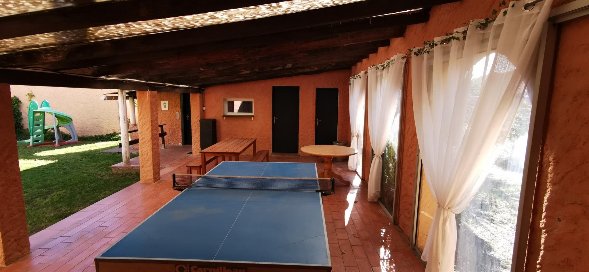 Exte rieur ping pong